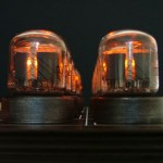 Nixie chess set