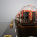 Nixie tube chess set glows without visible wires 10
