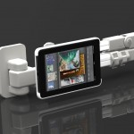 Lookbad AirHolder iPad holder and mount 1