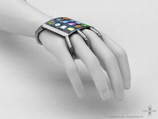 iPhone5 bracelet concept 1