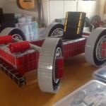 Lego Gokart