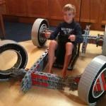 Lego Gokart 2