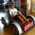 Lego Gokart 5
