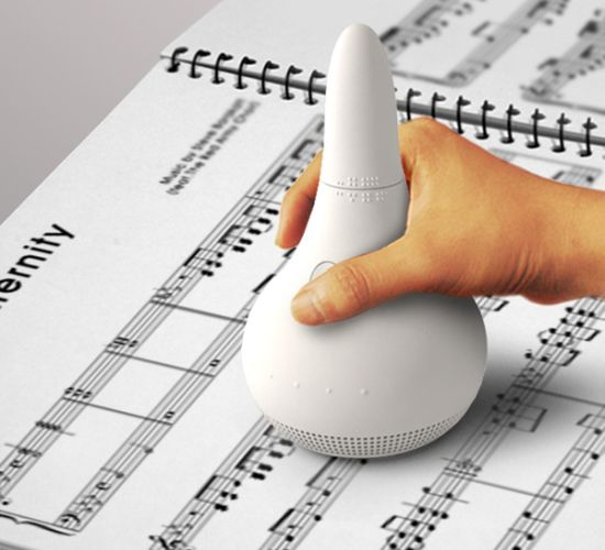 Read the Music translates sheet music into sound for ...