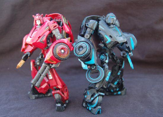 TRON BumbleBee Transformer 5