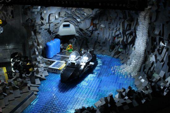 Lego City Batcave Lego Batcave_03