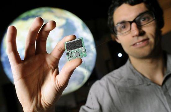 Sprites DIY satellites