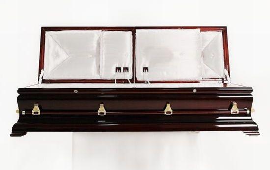 CataCombo Sound System casket