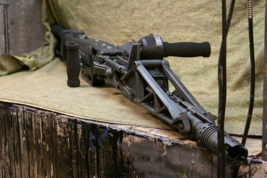 Custom Colonial Marines Smart Gun