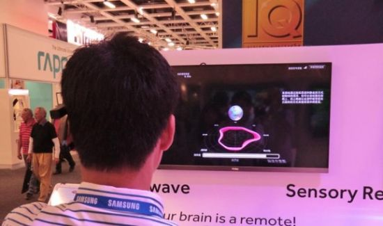 Haier Brain Wave Smart TV