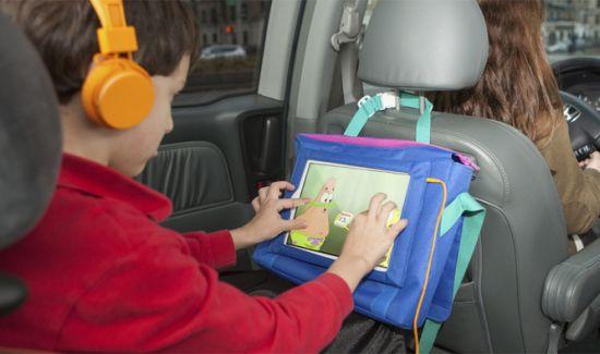 Roadshow iPad bag