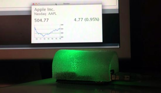 Stocker – Arduino Stock Market Tracking Lamp_03