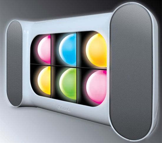 i.Sound Glow Sound Bluetooth Speaker