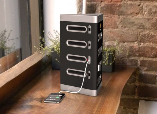 Life-Spot - Multi cellphone charger