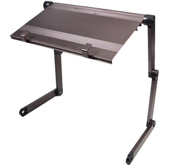 Thanko bed desk for laptop 04 Gizmo Chunk