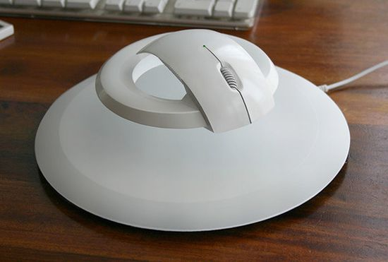 BAT Levitating Wireless Computer Mouse
