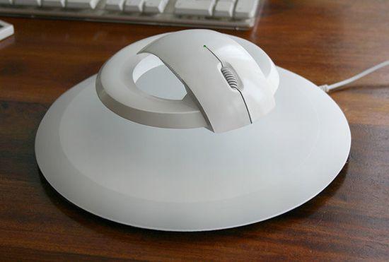 BAT Levitating Wireless Computer Mouse