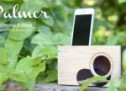 Palmer Dock for iPhone 5 takes inspiration from an Acoustic Guitar