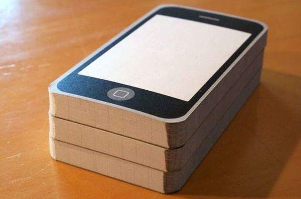 iPhone Notebooks