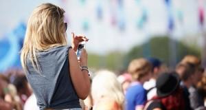 Music festival apps