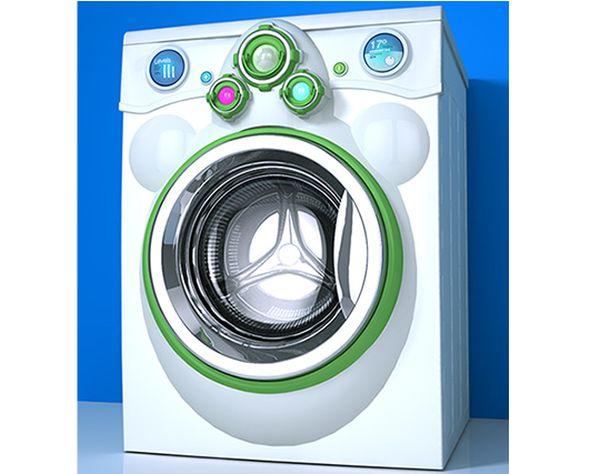 Xeros Waterless Washing Machine