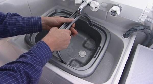 Hughie Removable Kitchen Sink