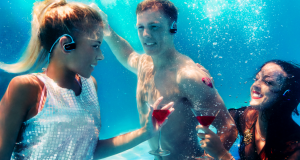 Water resistant gadgets