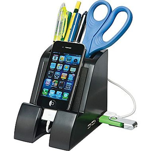 Smart Charge pencil cup