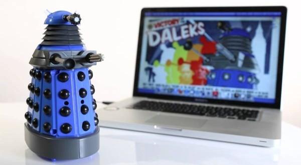 Dalek Desk Defender