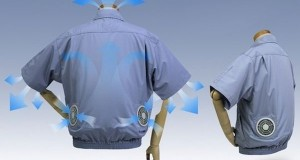 Air-conditioned shirt  2