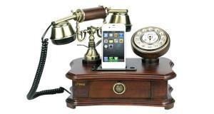 Retro style home telephone (2)