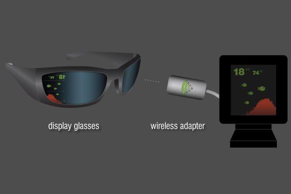 Echo Specs Fish Finder Display Glasses (1)