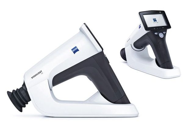 Visuscout 100 by Carl Zeiss Meditec
