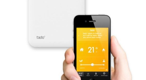 Tado connected home system
