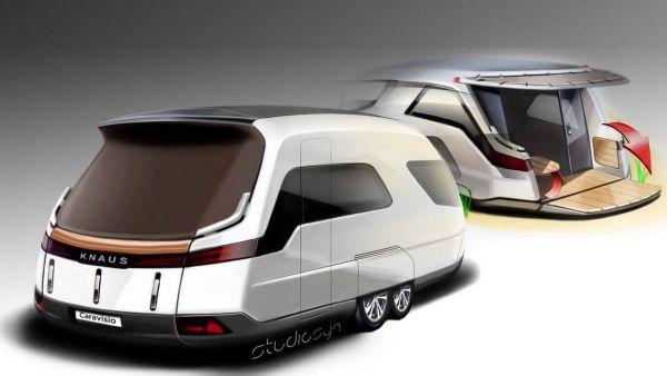 Caravasio caravan