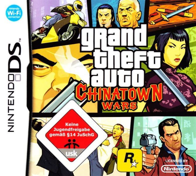 GTA Chinatown Wars (2009)