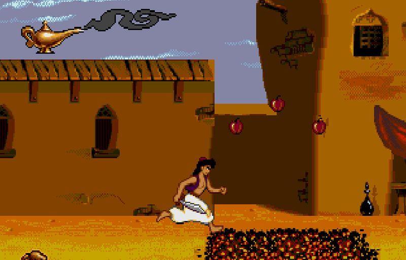 Aladin by Virgin Games