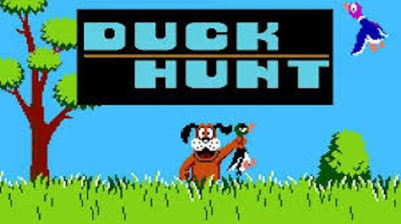 Duck Hunt by NES