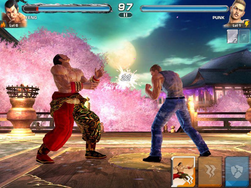 Tekken by Namco