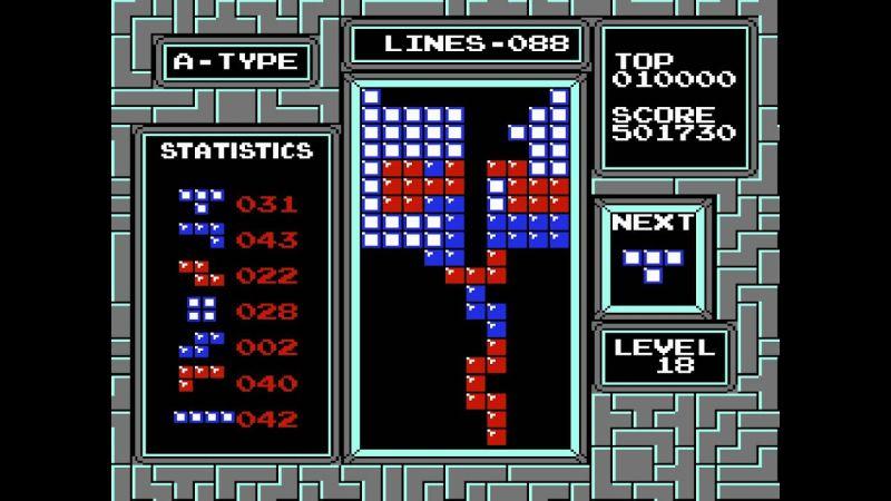 Tetris by NES