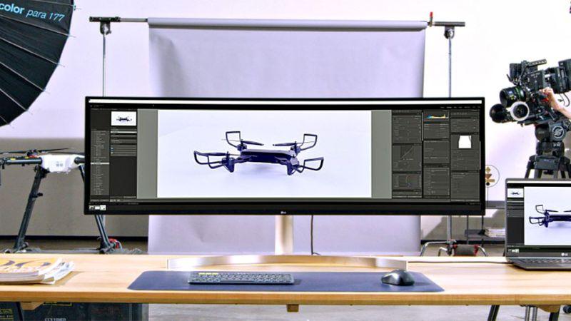 LG 49WL95 ultrawide monitor