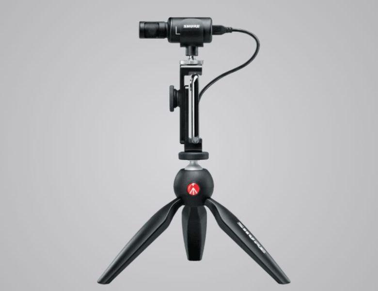 SHURE-MV88-Video-kit