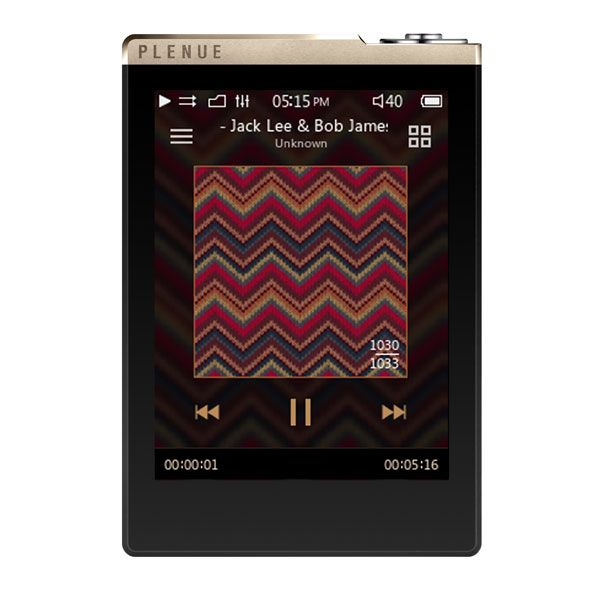 Cowon Plenue D High Resolution Music Player