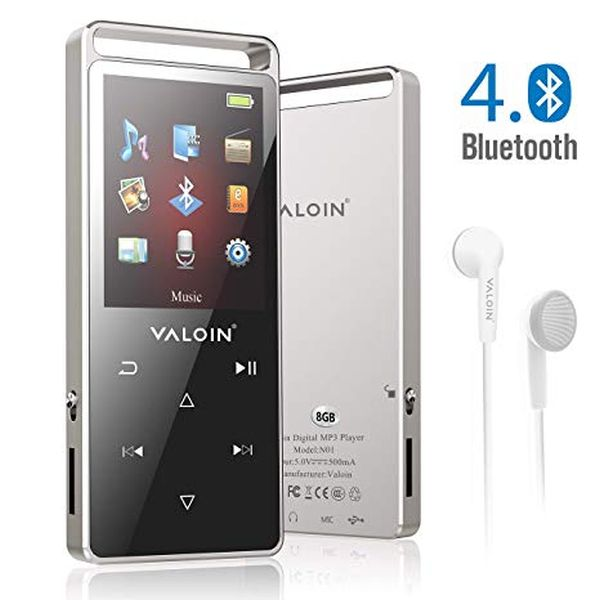 Valoin Mp3 player with lossless sound