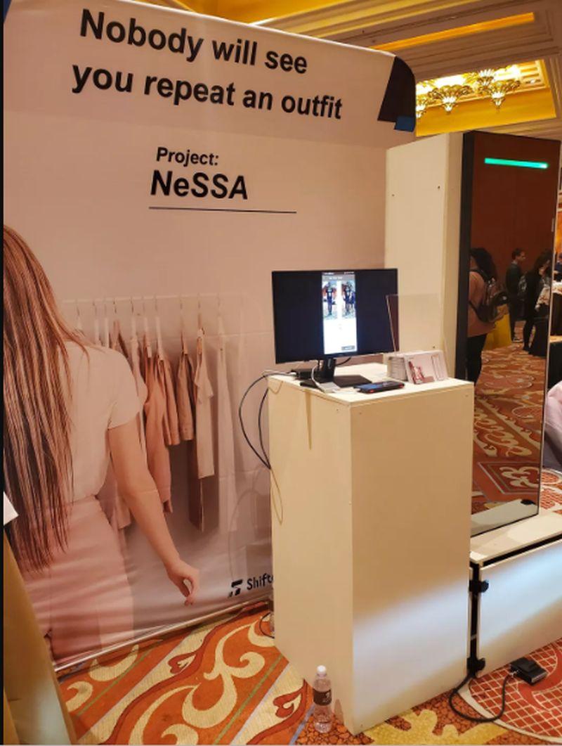 NeSSA mirror CES 2020