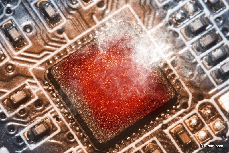 The-processor-chip-overheats
